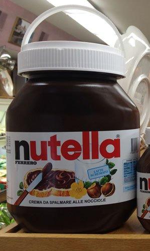 amazon com ferrero nutella made in italy giant jar 11 lbs
