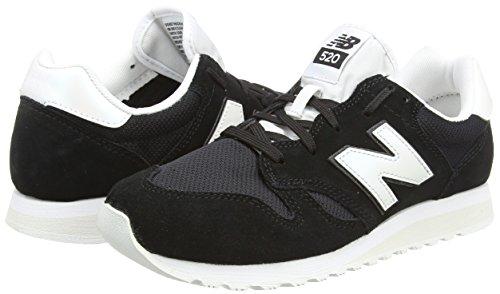 Balance Donna Wl5201 Nero Sneaker black New 0gTOqww
