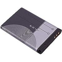 Batería Tipo BL5C para móvil, Altavoz, y Otros aparatos. Baterías Recargables de 1020mAh (BL5C)