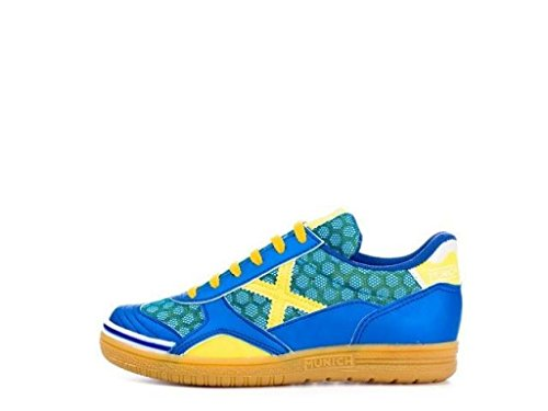 De Blanco Mixte 3 Adulte 312107 Blanc Zapatillas Munich Chaussures G 5 107 Fitness x4Yxw17q