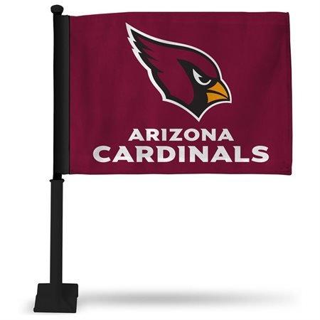 Arizona Cardinals Nfl Car Flag - 4