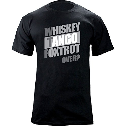Design Whiskey Foxtrot Veteran T Shirt