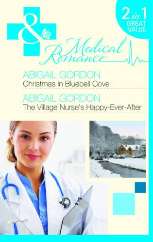 book cover of Christmas in Bluebell Cove / Village Nurse\'s Happy-Ever-After