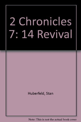 Download 2 Chronicles 7:14 Revival PDF