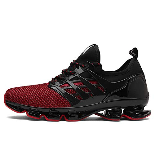 Shoes Shoes Sneakers Men's Mesh red Mesh Hasag Running 1xYYF