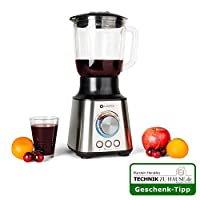 Klarstein Herakles Smoothie Maker / Blender / Standmixer / Suppenbereiter /...