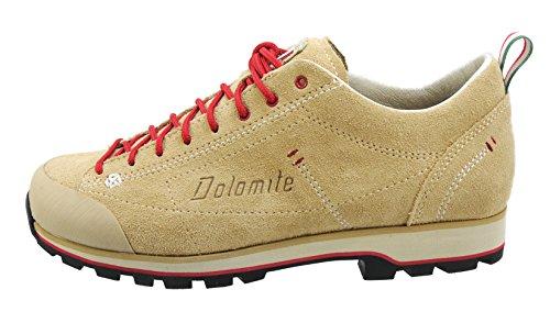 uk availability 206ba 542d4 Dolomite 855570 00 Cinquantaquattro Low Chaussures de randonnée légère  Couleur  sable rouge