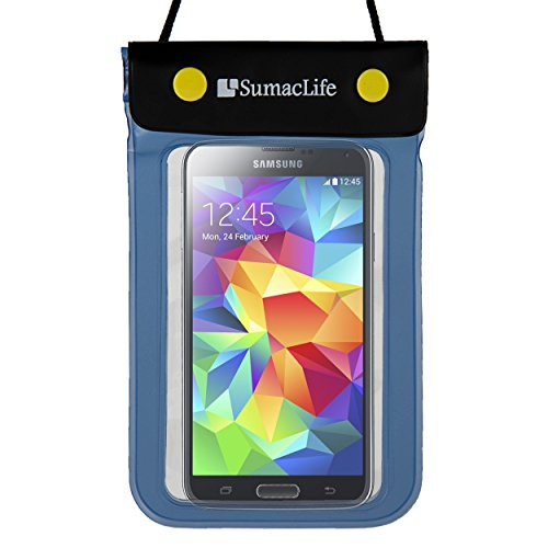 ayaking Paddle Boarding Rafting Watersports Cell Phone Dry Pouch for One Plus 6T McLaren / 6T / 6 / 5T / 5 / 3T / 3 / X/One ()