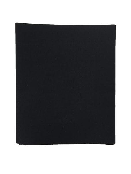 Toppa per riparazioni in Cotone termoadesiva Grande 40 x 12 cm Kleiber Nero