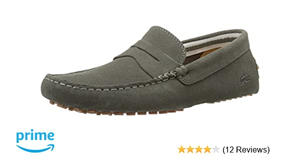8415eb7766791 Lacoste Men s CONCOURS 116 1 Slip-On Loafer