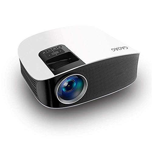 Portable Projector - 3500 LUX LED Full HD Video Projector 200