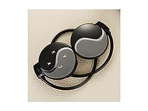Wireless Bluetooth Earphone Sport Headsets with Micro Support TF Card Slot & FM Radio Headphone-603TF