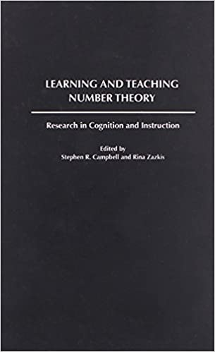Learning And Teaching Number Theory Research In Cognition And