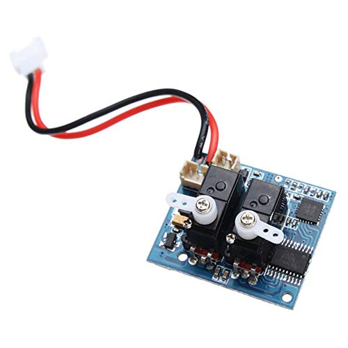 Receiver Circuit board for Wltoys WL F949 Cessna-182 RC ()