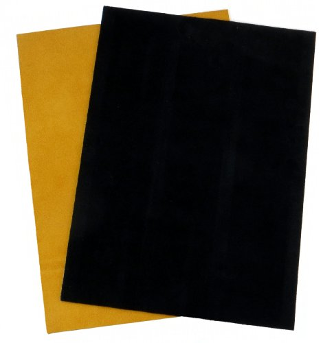 super strong self adhesive backing self stick SUEDE DIY r01 product image
