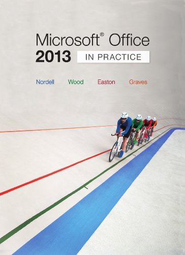 Microsoft Office 2013: In Practice, 1st edition Pdf