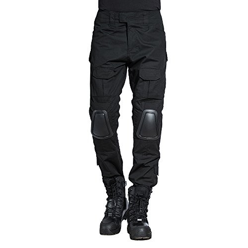 SINAIRSOFT Tactical Pants Shirt with Knee Pads Army for sale  Delivered anywhere in Canada