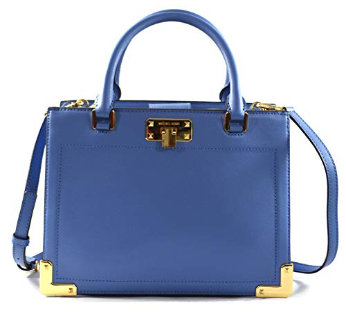 Michael Kors Blue Handbag - 7