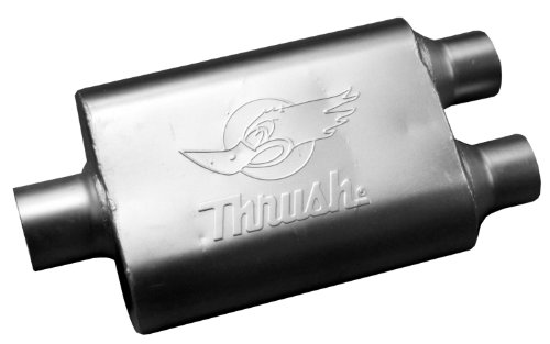 (Thrush 17661 Welded Muffler)