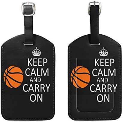 Etiquetas para Equipaje de Baloncesto, 2 Unidades, con ...
