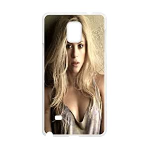 Samsung Galaxy Note 4 Cell Phone Case White Shakira 6 JSK878342