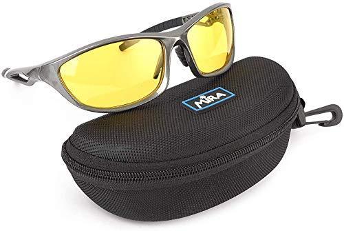 MIRA Polarized Sport Cycling Glasses Fusion Y UV400 Sunglasses