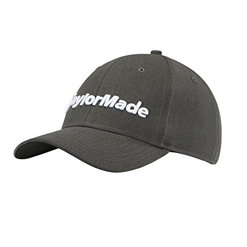 TaylorMade Golf 2018 Men's Performance Seeker Hat, Charcoal, One Size