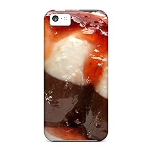 Hot Sweet Evening First Grade Phone Cases For Iphone 5c Cases Covers
