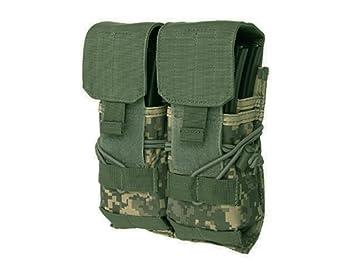 Puerta Cargador 2 bolsillos para AK M4 M 16 camuflaje ACU ...