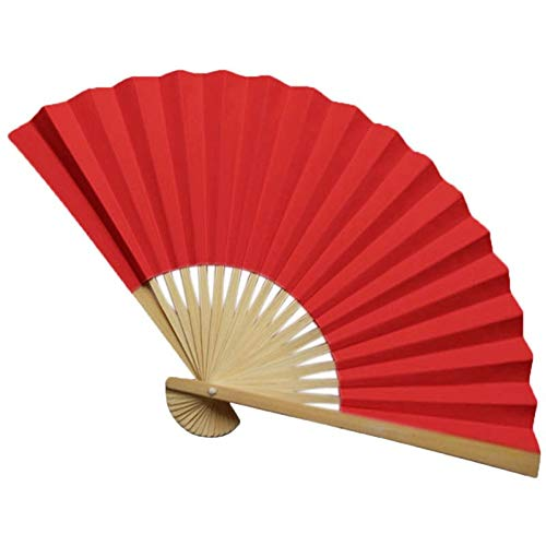 - Pattern Chinese Style Hand Held Fan Bamboo Paper Folding Handheld Wedding Cool Flower Personalized 19feb19,E,United States,