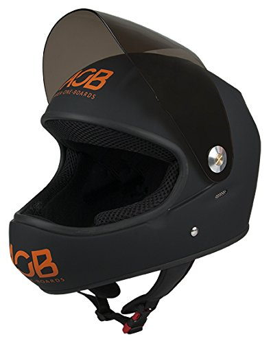 AOB Fullface Helm für Downhill und Freeride Area One Boards
