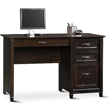Sauder New Cottage Desk Antique Black