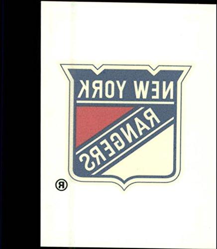 (2009-10 Collector's Choice Badge of Honor Tattoos #BH20York Rangers Hockey Card)
