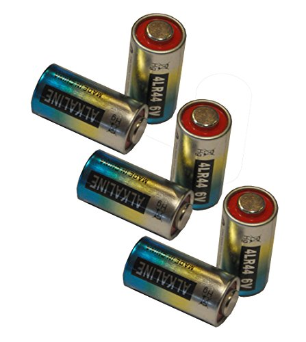 Cool Runners Citronella Anti Bark Dog Collar Replacement Batteries (6 Pack)