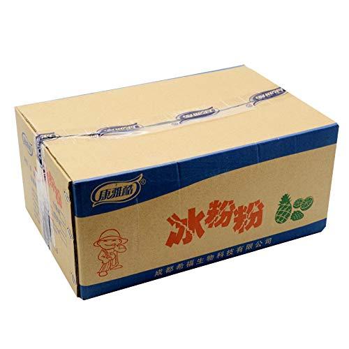康雅酷冰冰粉粉商家家用原味40克100包整箱整件批发夏季配料小吃 by AaoYeo (Image #4)