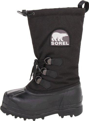 Sorel, Damen Stiefel & Stiefeletten  schwarz