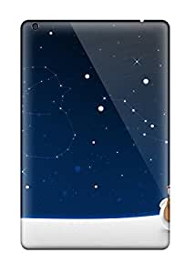 Hot New Arrival Case Specially Design For Ipad Mini (snow Man Child)