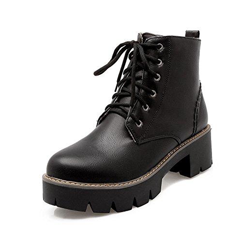 Pantofole Donna A Black Stivaletto Balamasa O4fxqzx