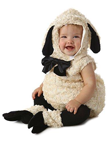 Vintage Lamb Toddler 12-18 (Cute Purim Costume Ideas)