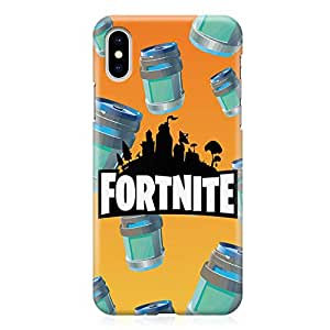 Loud Universe Phone Cover Fits iPhone XS MAX with Wrap Around Edges Fortnite Phone Case Chug Jar Case Pattern Case