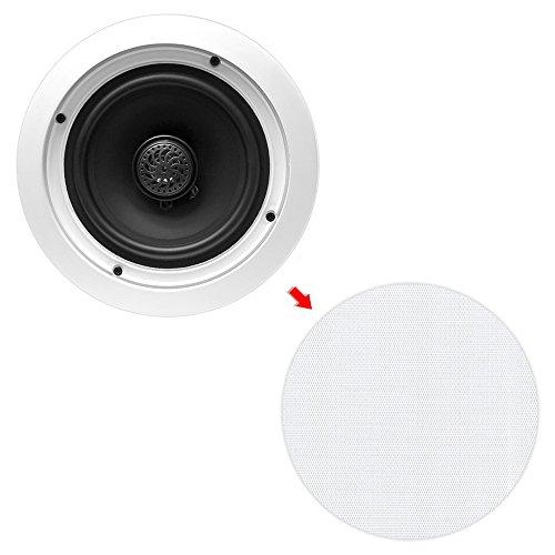 Pyle PDIC60T In-Wall / In-Ceiling Dual 6.5-Inch Speaker