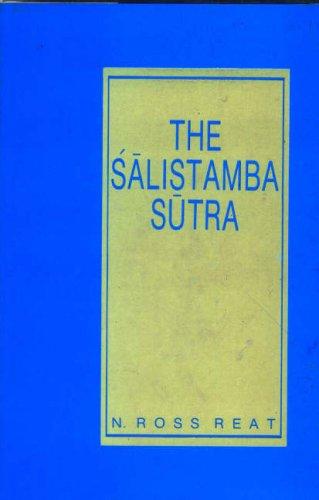 The Salistamba Sutra