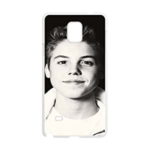 Handsome Boy Fahionable And Popular Back Case Cover For Samsung Galaxy Note4
