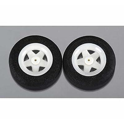 "Du-Bro 1.23"" Micro Sport Wheels (2) DUB123MS: Toys & Games"