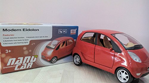 Buy Musical nano directional Toy car (Color May Vary) Online at Low