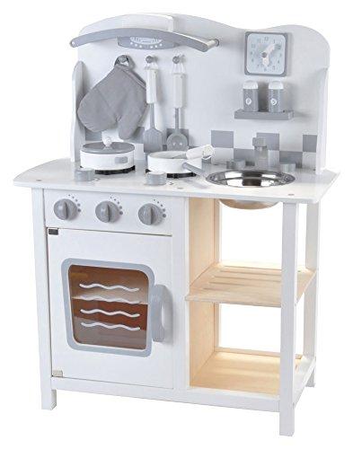 Spielküche Holz Weiß - Bandits & Angels Holz Kinderküche Weiß