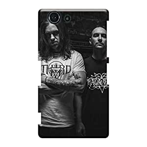 Excellent Hard Phone Covers For Sony Xperia Z3 Mini (UAQ6650mgJh) Provide Private Custom Fashion Carcass Band Image