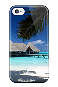 Tough Iphone Case Cover/ Case For Iphone 4/4s(cottage) 3239493K37857547