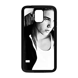 Happy Justin Bieber Cell Phone Case for Samsung Galaxy S5