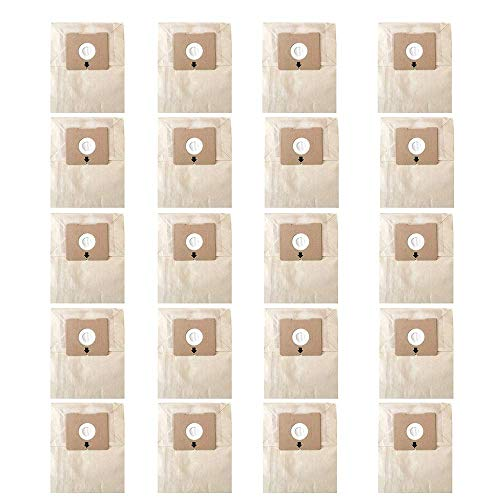 Great Features Of Yours Replacement Bissell Dust Bag 20-Pack for Zing 4122 Series # 2138425, 213-842...